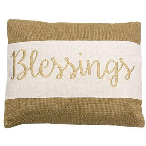 Blessings Pillow, 14x18