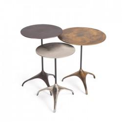 Set of Three Leoni Nesting Tables