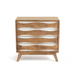 Dempsey Four Drawer Chest