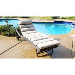South Beach Chaise Lounge