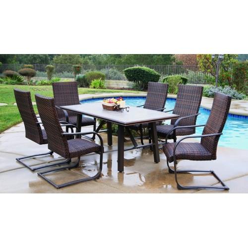 Rosemead Rectangular Dining Table