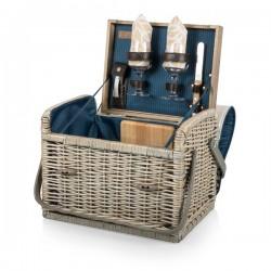 Kabrio Wine And Cheese Basket Dahlia
