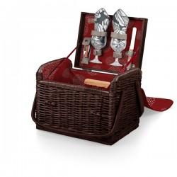 Kabrio Wine And Cheese Basket Harmony