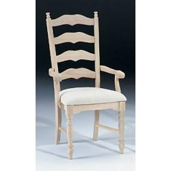Maine Ladderback Arm Chair