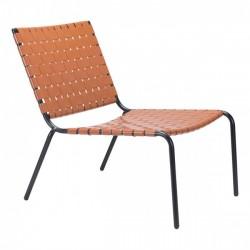 Beckett Lounge Chair Tan