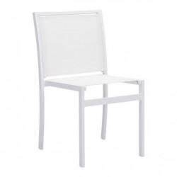 Mayakoba Dining Chair White